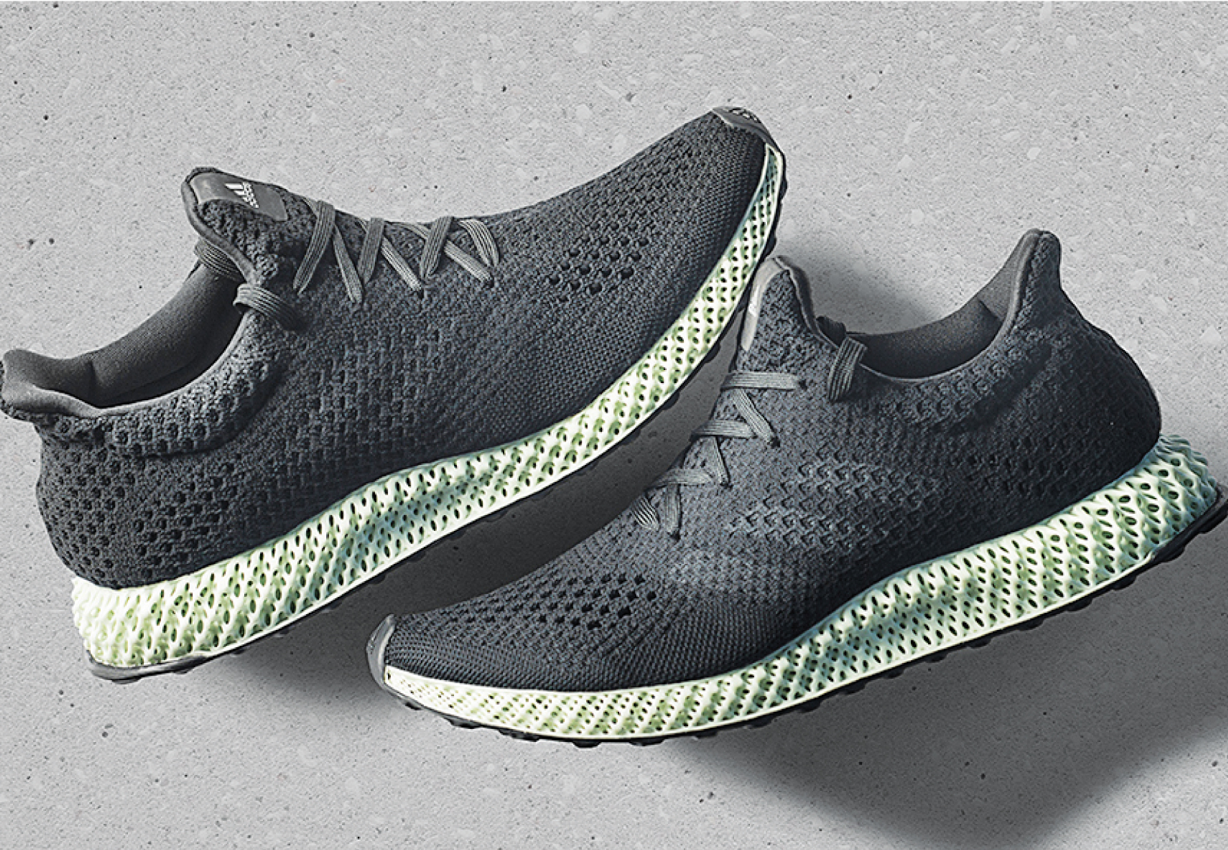buy popular 541f4 02a5c The future of craftsmanship Adidas Futurecraft 4D  Running-M