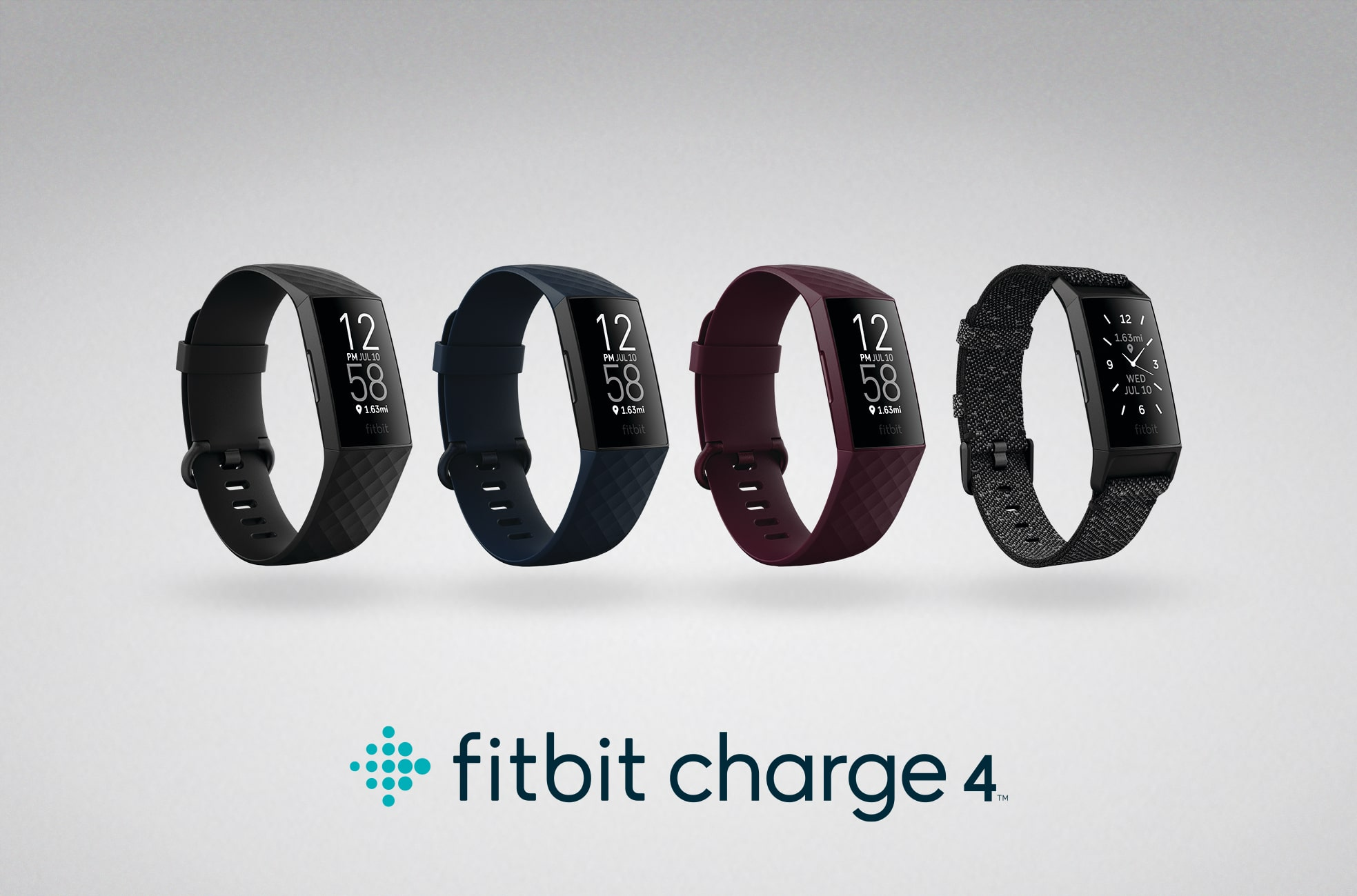 Fitbit Charge 4 -The Best Fitness Tracker