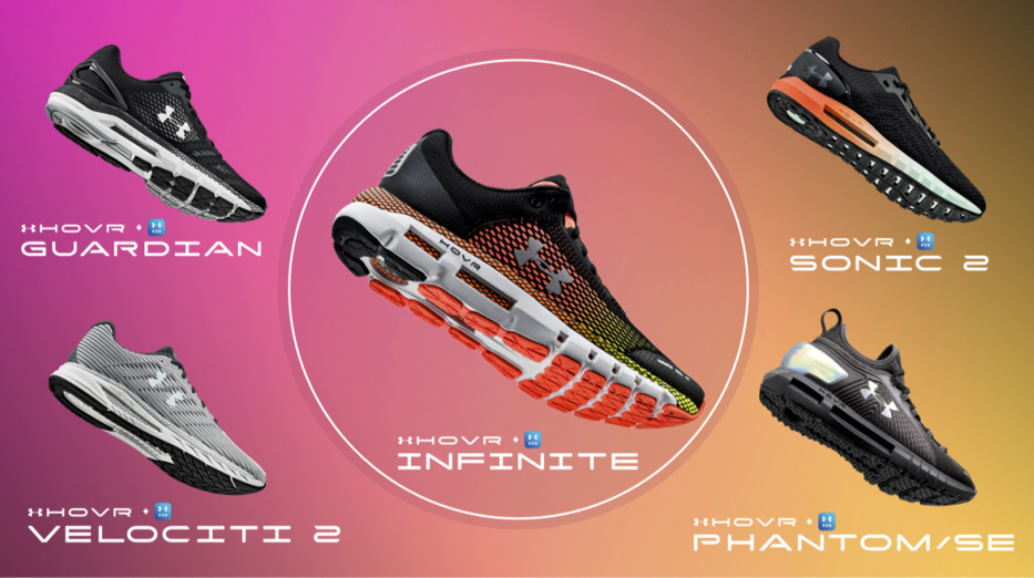34c950cdacc Under Armour Debuts HOVR Infinite in Malaysia