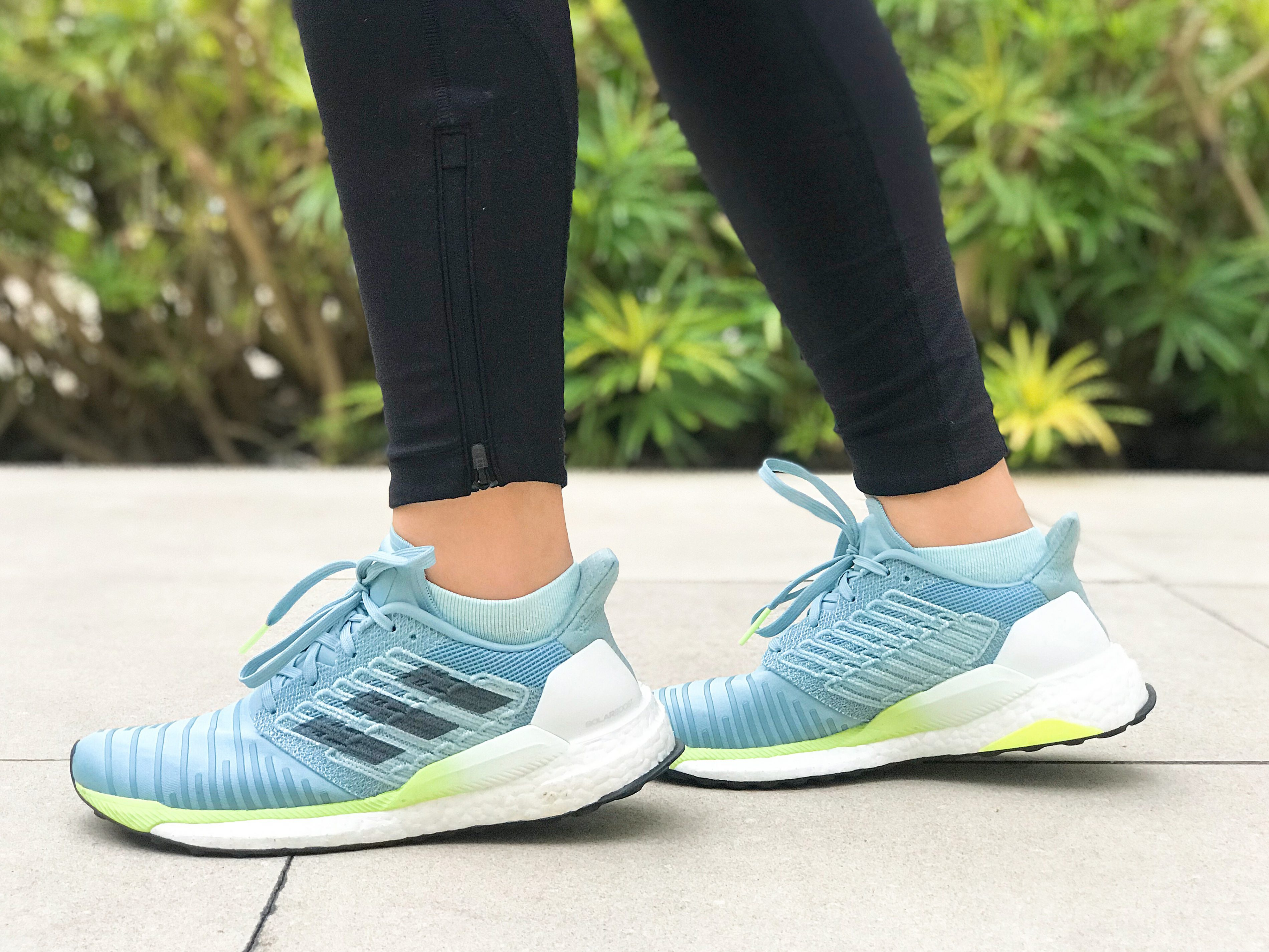 8250d888f5d01 Review  Wearing adidas Solar Boost On Easy Run Days