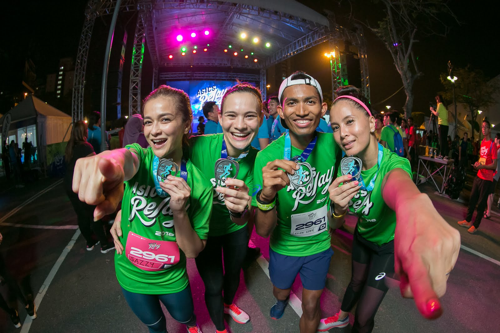 9b84af8738 ASICS Relay Malaysia Attracted More Than 3,000 Runners | Running ...