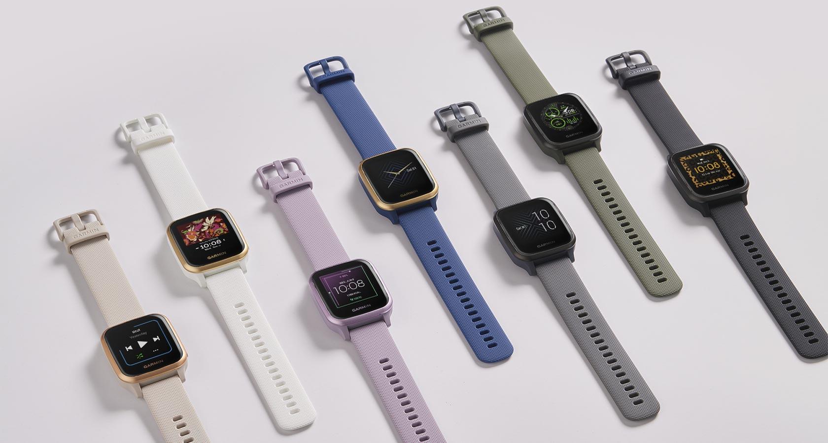 Garmin Venu Sq & Venu Sq Music Smartwatch
